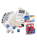 ThinkFun Math Dice