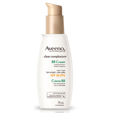 buy aveeno clear complexion bb cream at free. Black Bedroom Furniture Sets. Home Design Ideas