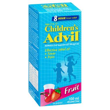 Children\'s Advil Oral Suspension