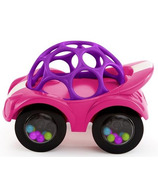 Oball Rattle & Roll Pink