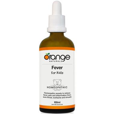 Orange Naturals Fever for Kids