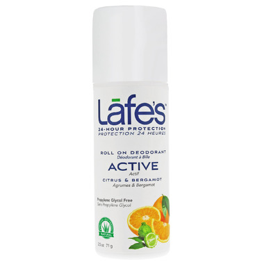 Lafe\'s Active Roll-On Deodorant