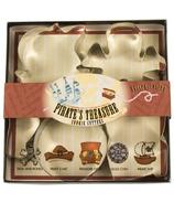 Pirate's Treasure Cookie Cutter Set
