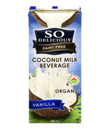 So Delicious Organic Vanilla Coconut Milk