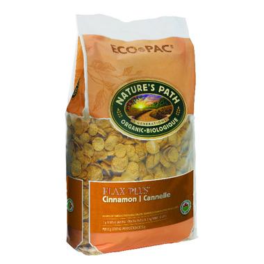 Nature\'s Path Organic Flax Flakes Plus Cinnamon