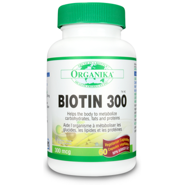 Organika Biotin 300