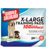 Simple Solution Extra Large Training Puppy Pads