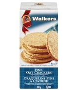 Walkers Fine Oat Crackers