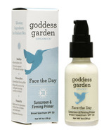 Goddess Garden Face the Day Sunscreen & Firming Primer
