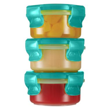 Innobaby Preppin\' Smart EZ Lock Container Round