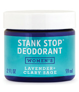 Fatco Stank Stop Deodorant for Women Lavender + Clary Sage