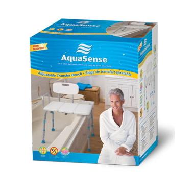 AquaSense Bathtub Transfer Bench