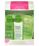 Simple 3-Step Skincare Kit
