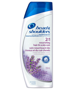 Head & Shoulders Nourishing Hair & Scalp Care 2in1 Shampoo and Conditioner