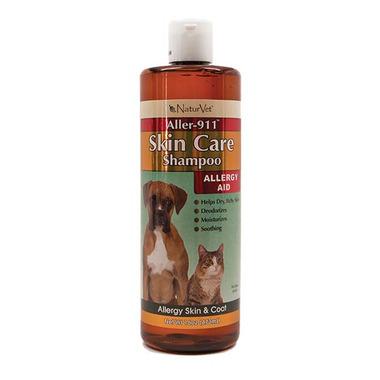 Naturvet Aller-911 Skin Care Shampoo