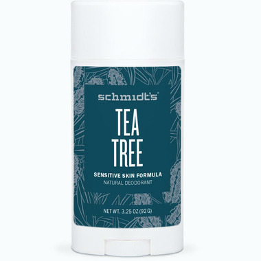 Schmidt\'s Deodorant Tea Tree Sensitive Skin Deodorant