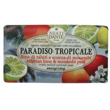 Nesti Dante Paradiso Tropicale Tahitian Lime & Mosambi Peel Soap