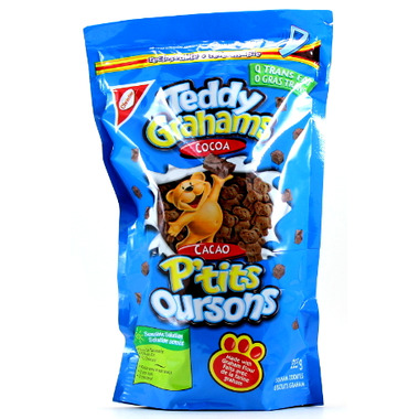 Teddy Grahams Cocoa