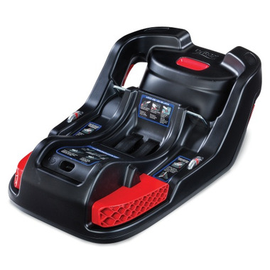 Britax B-Safe 35 and Elite Extra Base Black