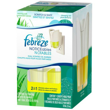 febreze noticeables how to use