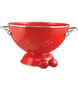 Reston Lloyd 1 1/2 Quart Colander Red
