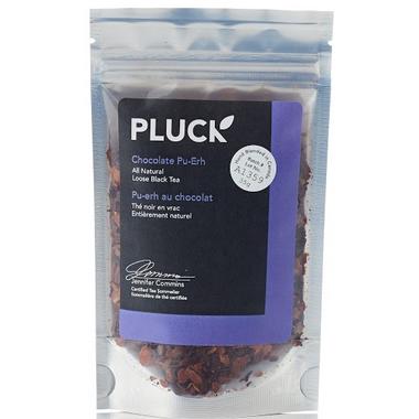 Pluck Tea Chocolate Pu-Erh