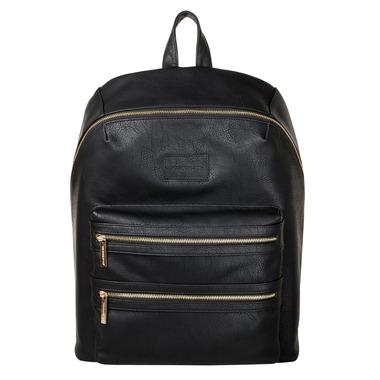 The Honest Company Black City Backpack