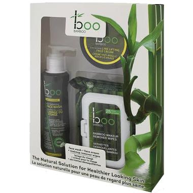 Boo Bamboo Skin Care Gift Set