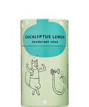 meow meow tweet Deodorant Stick Lemon Eucalyptus Mini