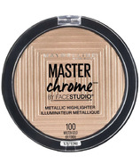 Maybelline Facestudio Master Chrome Metallic Highlighter Molten Gold