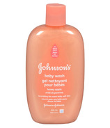 Johnson & Johnson Baby Wash Honey Apple
