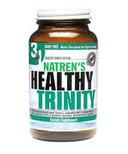 Natren Healthy Trinity Probiotic Capsules