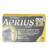 Aeirus Allergy Dual Action 12 Hour