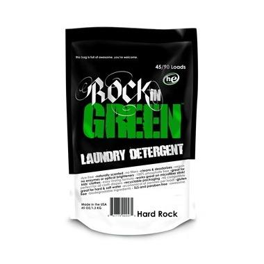 Rockin\' Green Detergent Hard Rock