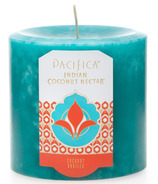 Pacifica Pillar Candle