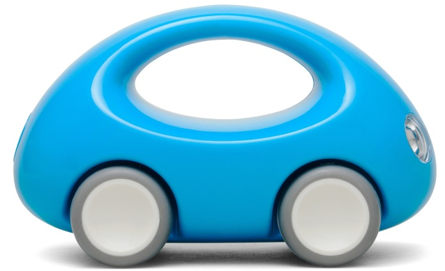 Buy Kid O Go Car Blue At Well Ca Free Shipping 35 In
