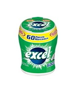 Excel Spearmint Sugar-Free Gum Bottle