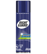 Right Guard Sport Fresh Aerosol Antiperspirant