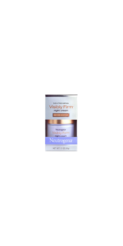 Neutrogena Visibly Firm Night Cream