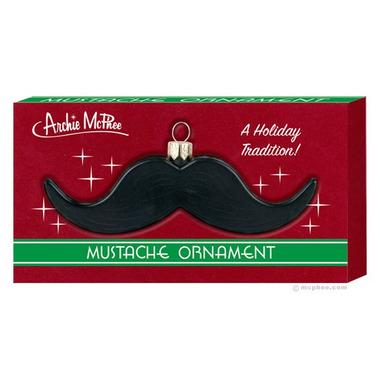 Accoutrements Mustache Ornament