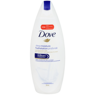 Dove Deep Moisture Body Wash Hydration