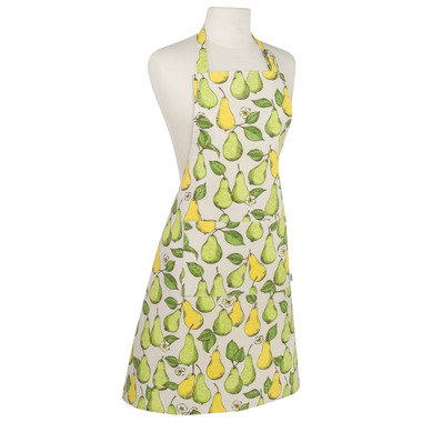 Now Designs Apron Plentiful Pears