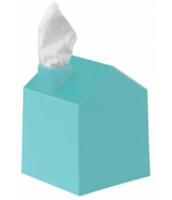 Umbra Casa Tissue Box Cover in Blue