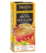 Imagine Foods Low Sodium Organic Chicken Broth
