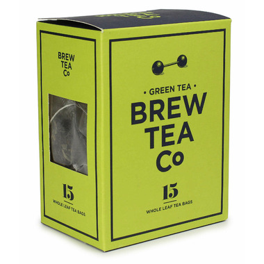 The Brew Tea Co. Green Tea