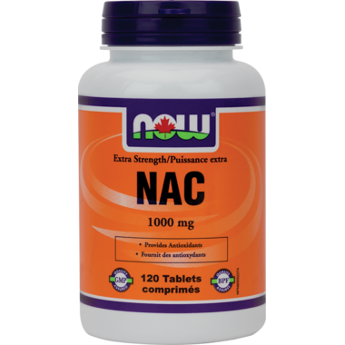NOW Foods Extra Strength NAC
