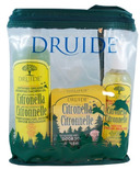 Druide Citronella Insect Repellent Outdoor Adventure Kit