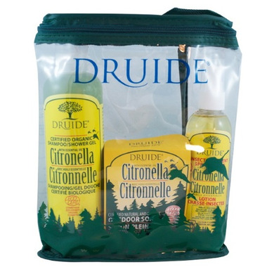 Druide Citronella Outdoor Adventure Kit