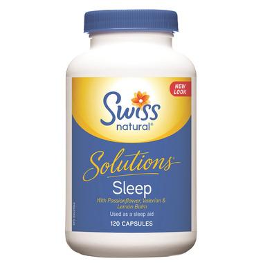 Swiss Natural Solutions Sleep