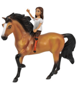 Breyer Horses Spirit Riding Free Spirit and Lucky Small Set
